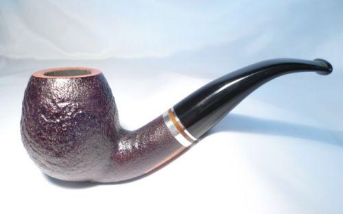 pfeifenshop: House of Smoke Pfeife 185 Black Sand