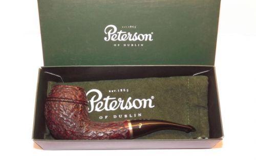 pfeifenshop: Peterson Pfeife Kinsale XL14 Rustic