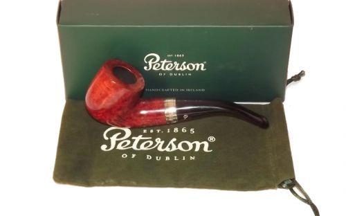 pfeifenshop: Peterson Pfeife Limerick 01 P-lip