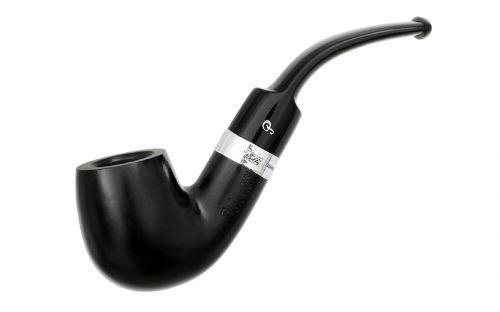 pfeifenshop: Peterson Pfeife Cara 221 Black F-lip