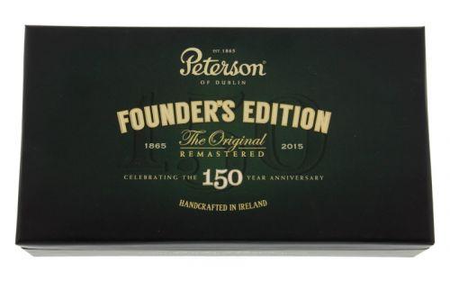 pfeifenshop: Peterson Founder's Edition 150th Annyversary Pfeife - Sand