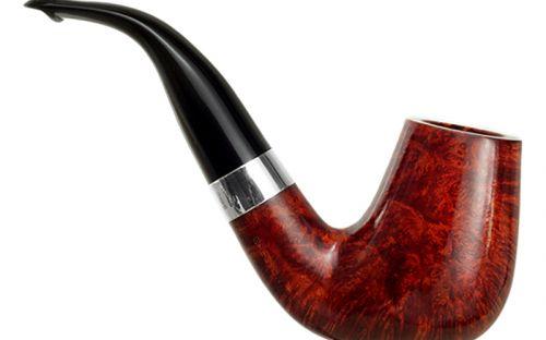 Peterson Pfeife Sherlock Holmes Gregson Smooth P-lip (9mm)
