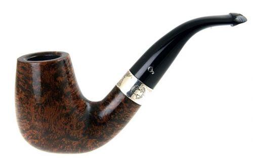 pfeifenshop: Peterson Pfeife Sherlock Holmes Gregson Black & White