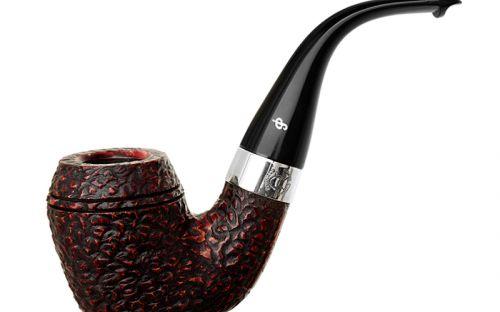 pfeifenshop: Peterson Pfeife Sherlock Holmes Watson Rustic P-lip