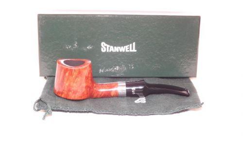 pfeifenshop: Stanwell Pfeife Sterling 118 Brown Polish
