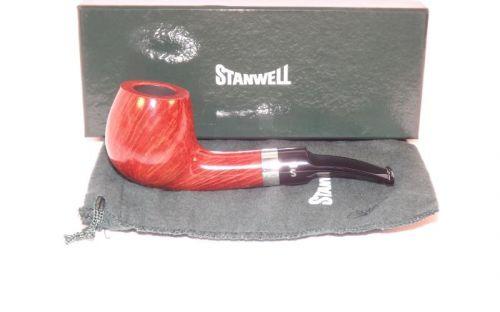 pfeifenshop: Stanwell Pfeife Sterling 233 Brown Polish