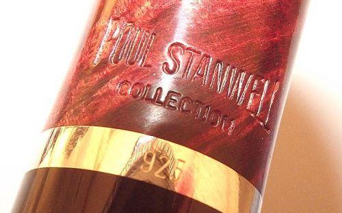 pfeifenshop: Stanwell Pfeife PS Collection 88 Brown Polish