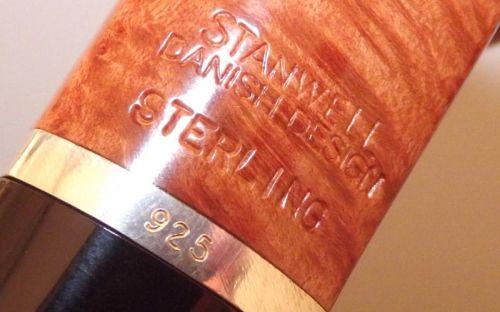 pfeifenshop: Stanwell Pfeife Sterling 182 Light Polish