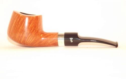 pfeifenshop: Stanwell Pfeife Sterling 11 Brown Polish