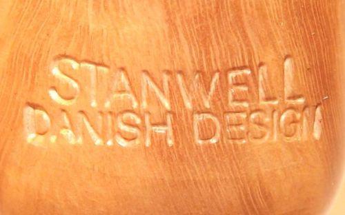 pfeifenshop: Stanwell Jahrespfeife 2013 Flawless