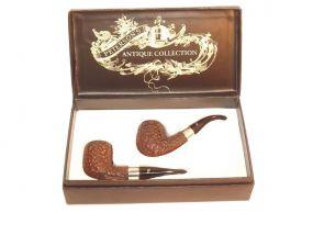 pfeifenshop: Peterson Antique Collection Rustic
