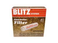 BLITZ system Pfeifenfilter 4x10 Stücke