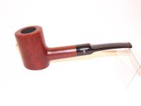 pfeifenshop: Stanwell pipa Silke Brun 207 Brown Matt