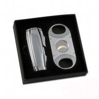 pfeifenshop: Zigarrenfeuerzeug Sky Set