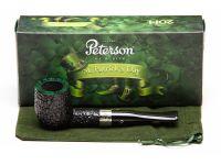 pfeifenshop: Peterson Pfeife St. Patrick's Day X105 Sand F-lip