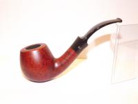 pfeifenshop: Stanwell Pfeife Silke Brun 84 Brown Matt